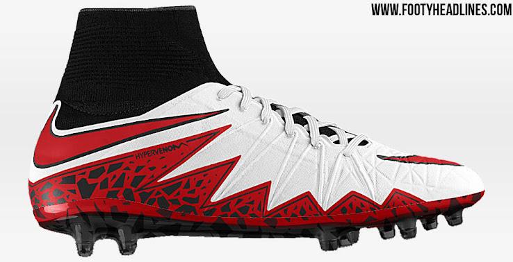 5481c677f950 Nike Hypervenom Phantom 2 NikeiD Boots - Footy Headlines