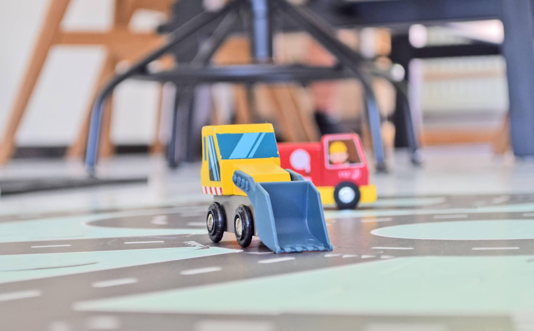 puzzle samochody dla dzieci