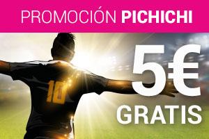 goldenpark promocion pichichi 5 euros gol Eurocopa 2016