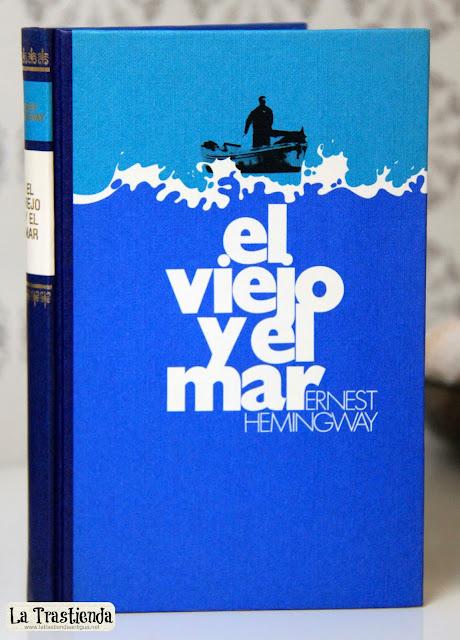Libro - El Viejo y El Mar - Ernest Hemingway - Edición 1973