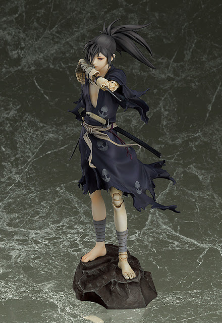 Figuras: Espectacular figura de Hyakkimaru por Sayoko Kamitsure de Dororo - Good Smile Company