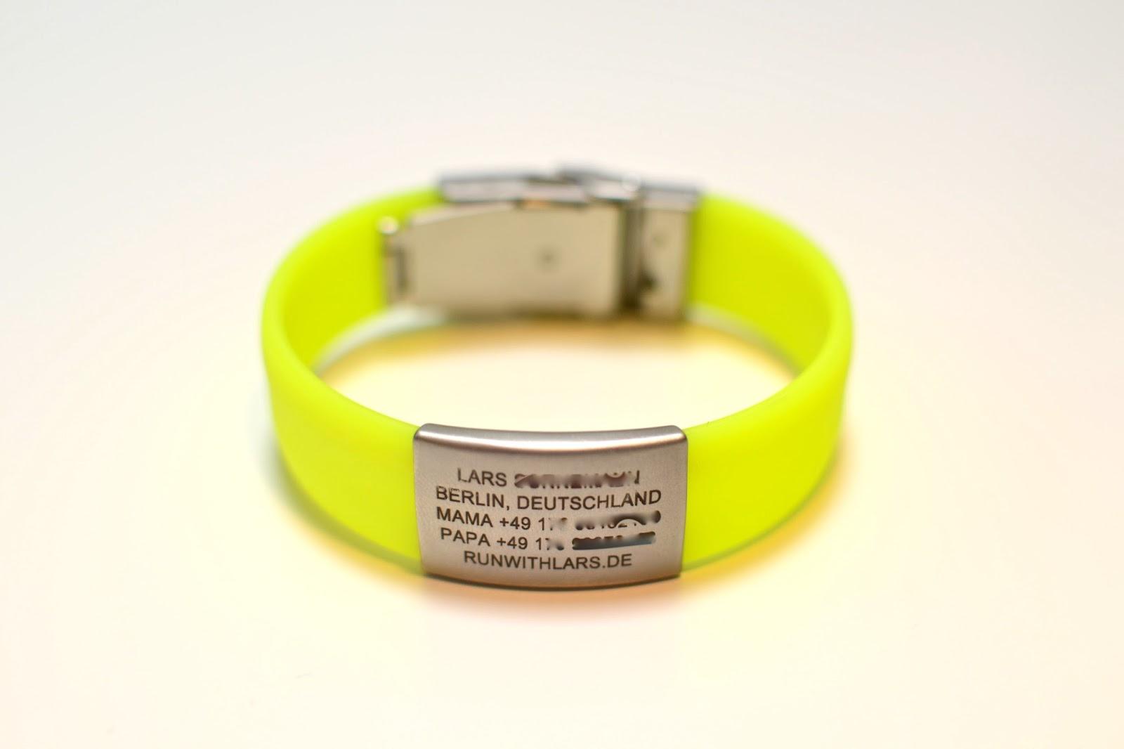 DJUVA ID-Armband