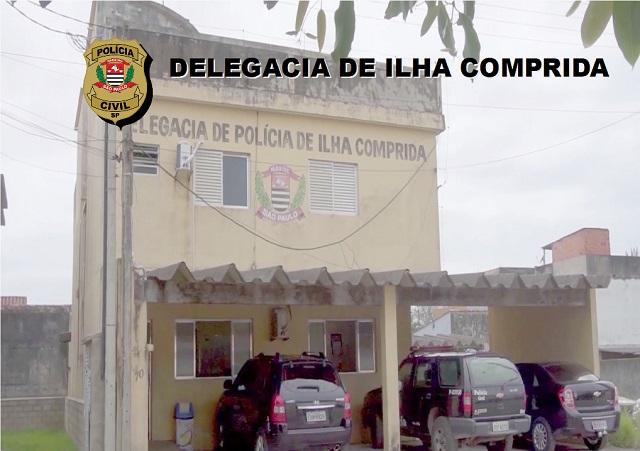 Polícia Civil recupera bens subtraídos e prende 7 pessoas envolvidas no crime em Ilha Comprida