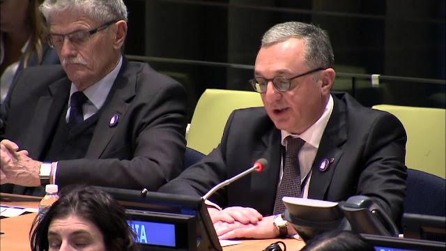 Armenia no permitirá el cambio del formato de la OSCE