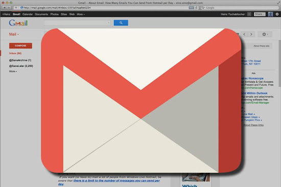 Cara menciptakan email terbaru di gmail ini diperbarui lagi alasannya yaitu di tahun  [VIDEO] Cara Membuat Email Gmail Terbaru 2018