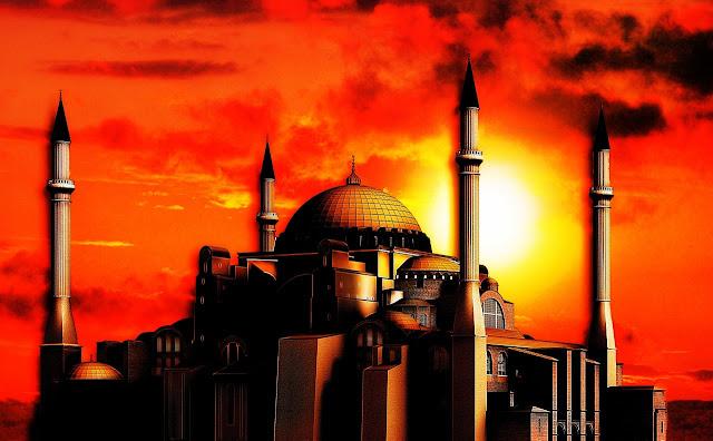 Simbol Islam (kebenaran).