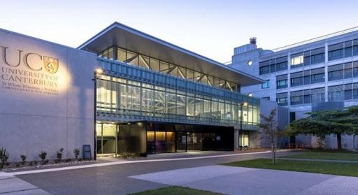 منحة جامعة كانتربري للدراسات العليا في تخصص الكيمياء 2021