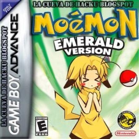 Moemon Emerald
