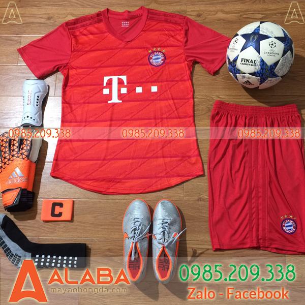 Áo câu lạc bộ Bayern Munich sân nhà mới nhất