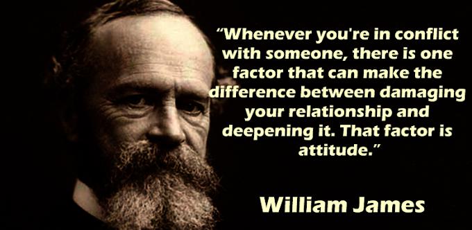 Top William James inspiring image quotes;The eminent American Philosopher