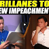 NEW IMPEACHMENT CASE VS PRRD ISASAMPA NI TRILLANES