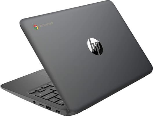 HP Chromebook 11a-nb0000ns: ultrabook de 11.6'', con procesador Intel Celeron de doble núcleo, software Chrome OS y teclado QWERTY en español