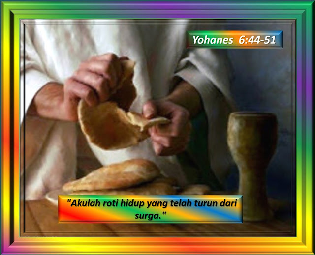 Yohanes 6:44-51