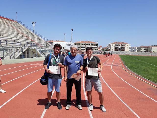Κυρίαρχοι στη Σφαιροβολία οι αθλητές του Αργολικού Γ.Σ. Ναυπλίου