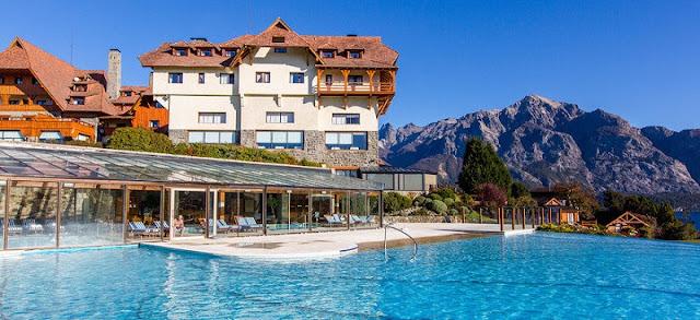 Hotel de luxo Llao Llao Hotel and Resort Golf-Spa em Bariloche