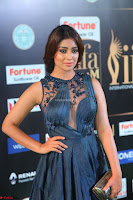Shriya Saran in Beautiful Transparent Dark Gown IIFA Utsavam Awards 2017 006.JPG