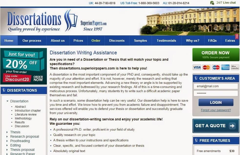 custom writing services uk Dissertation Introduction