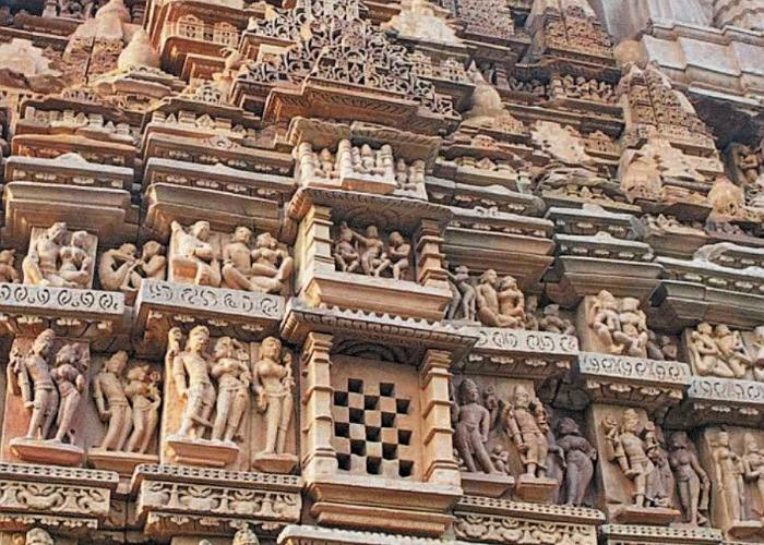 Khajuraho matangeshwar temple