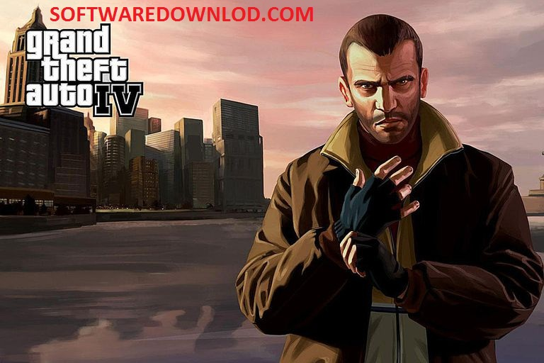 GTA 4 Download For Pc In 4GB : Highly Compress For free