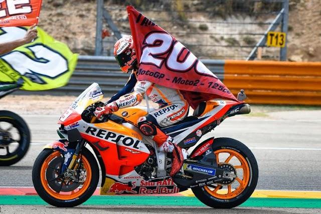 Balapan MotoGP Disebut Tidak Seru Tanpa Kehadiran Marc Marquez