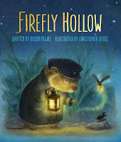 Firefly Hollow by Alison McGhee book cover
