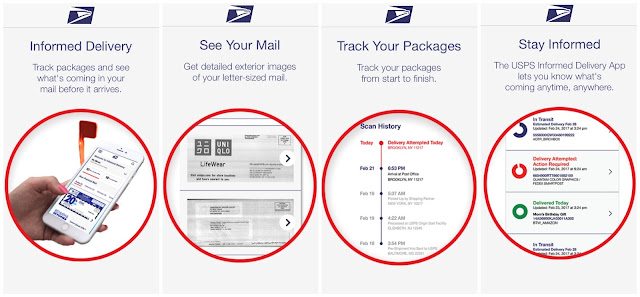 Sign-Up For USPS Informed Delivery  It's FREE! | A Very