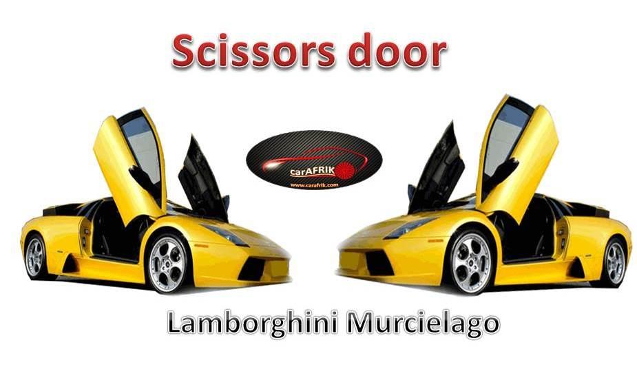 Scissors door lamborghini murcielago lambo doors types of car door carafrik.  sc 1 st  CARAFRIK.COM & CARAFRIK.COM | ride with us .. : Top 10 Types of Car Doors Number 5 ...