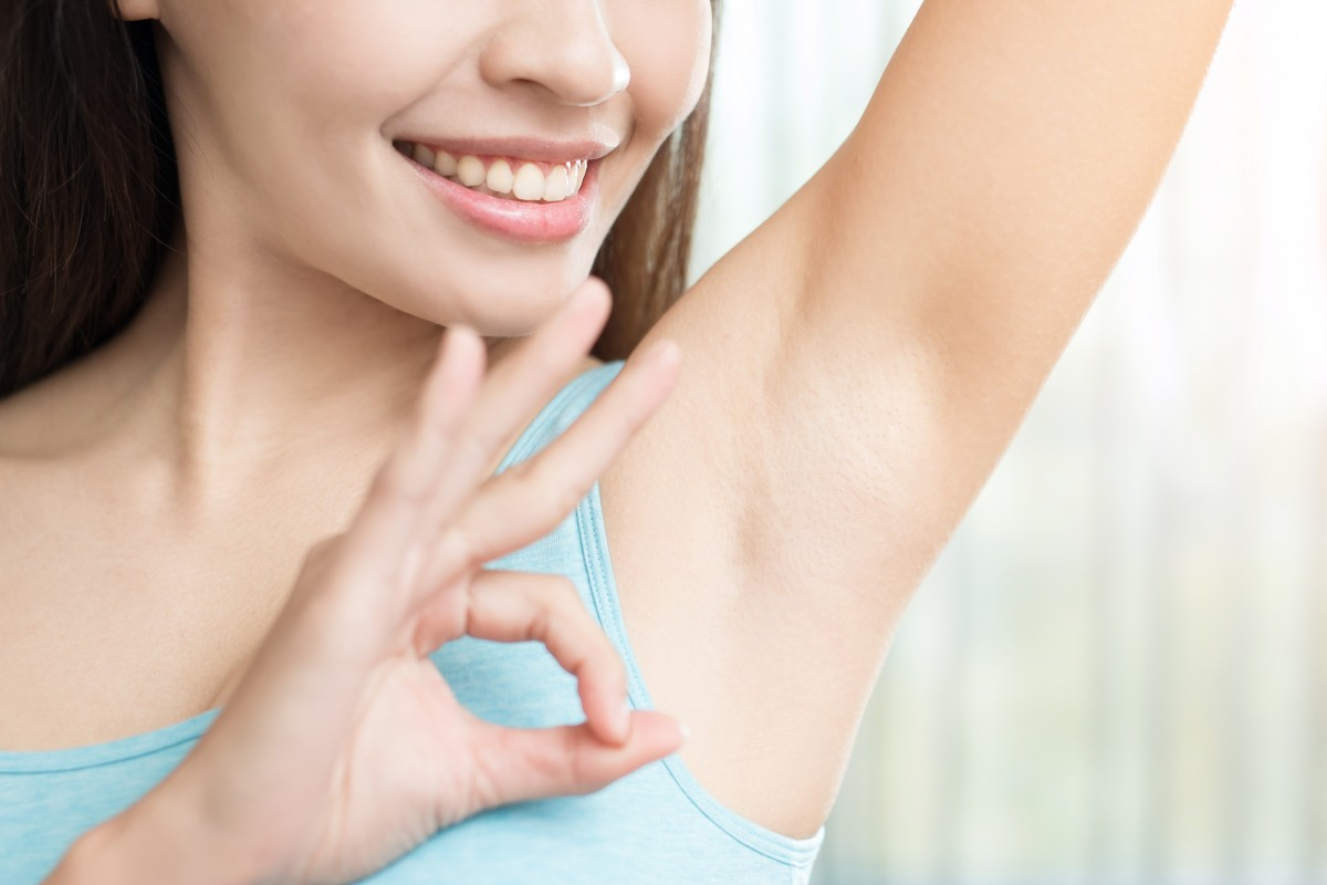 remedies for whitening the armpits