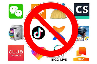 indian banned apps -India blocks the use of 59 Chinese apps, including TikTok 2020