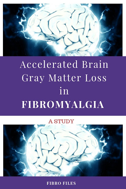 Accelerated Brain Loss in Fibromyalgia
