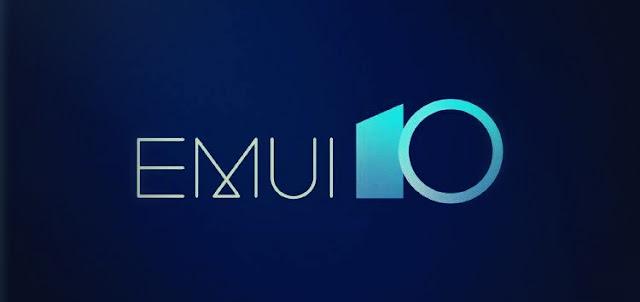 Emui 10 for huawei