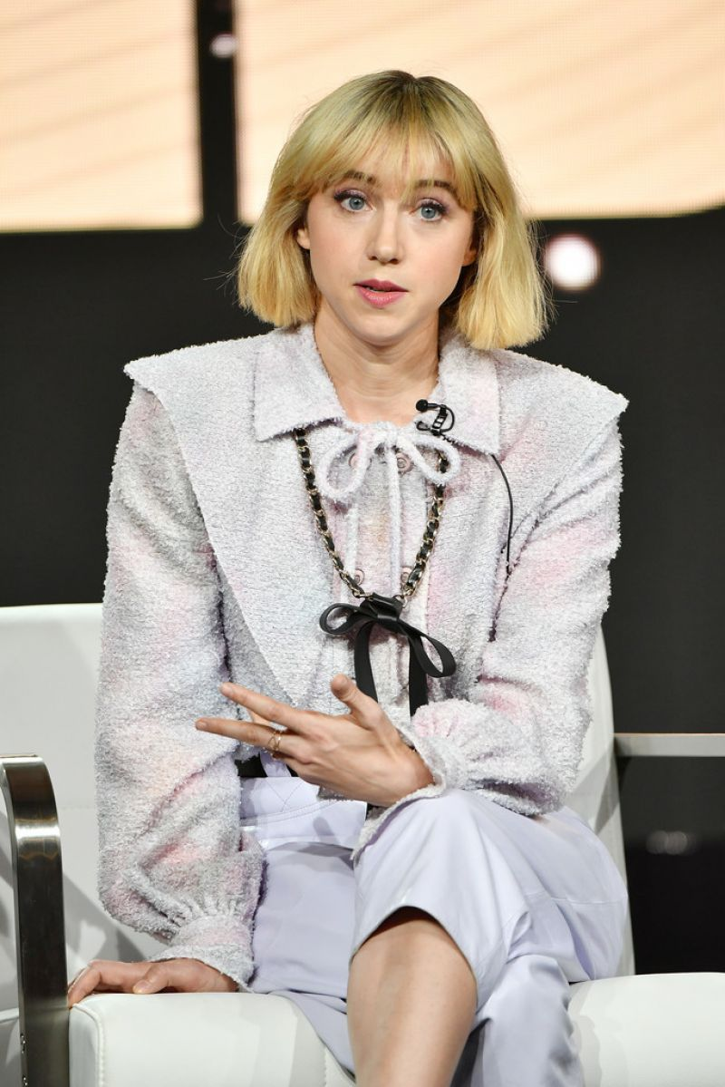 Zoe Kazan Clicks at 2020 Winter TCA Tour in Pasadena 15 Jan-2020