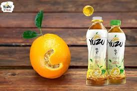 Kesegaran Minuman Alami Dari Buah Yuzu
