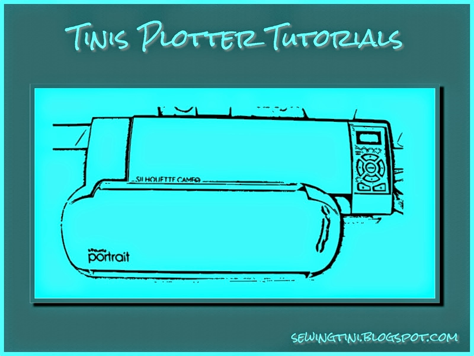 Tinis Plotter-Tutorials - Folge 6 - Offset