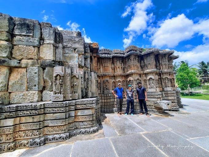 The Hidden Hoysala Marvels around Turuvekere and Hulikal