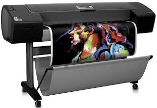 HP DesignJet Z3100 Photo