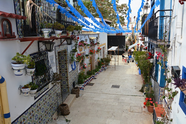 Alicante house decorations