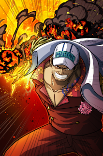 Admiral Akainu (Sakazuki)