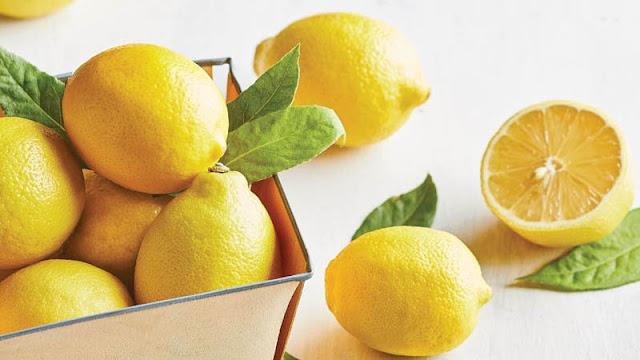10 Manfaat Lemon Untuk Kesehatan Tubuh