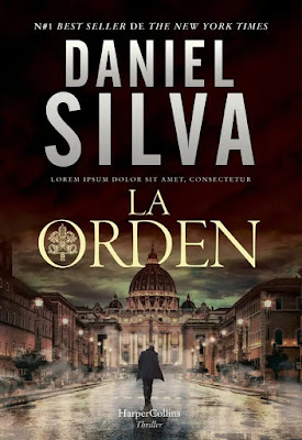 La orden - Daniel Silva (2021)