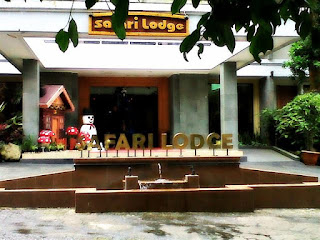 Hotel Taman Safari Lodge Cisarua Bogor