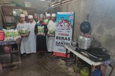 ACT Sumut Salurkan Bantuan ke Pesantren Sabilul Hafizin Hamparan Perak Deliserdang