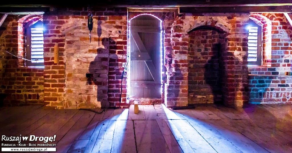Tajemnicze drzwi na poddaszu Katedry we Fromborku