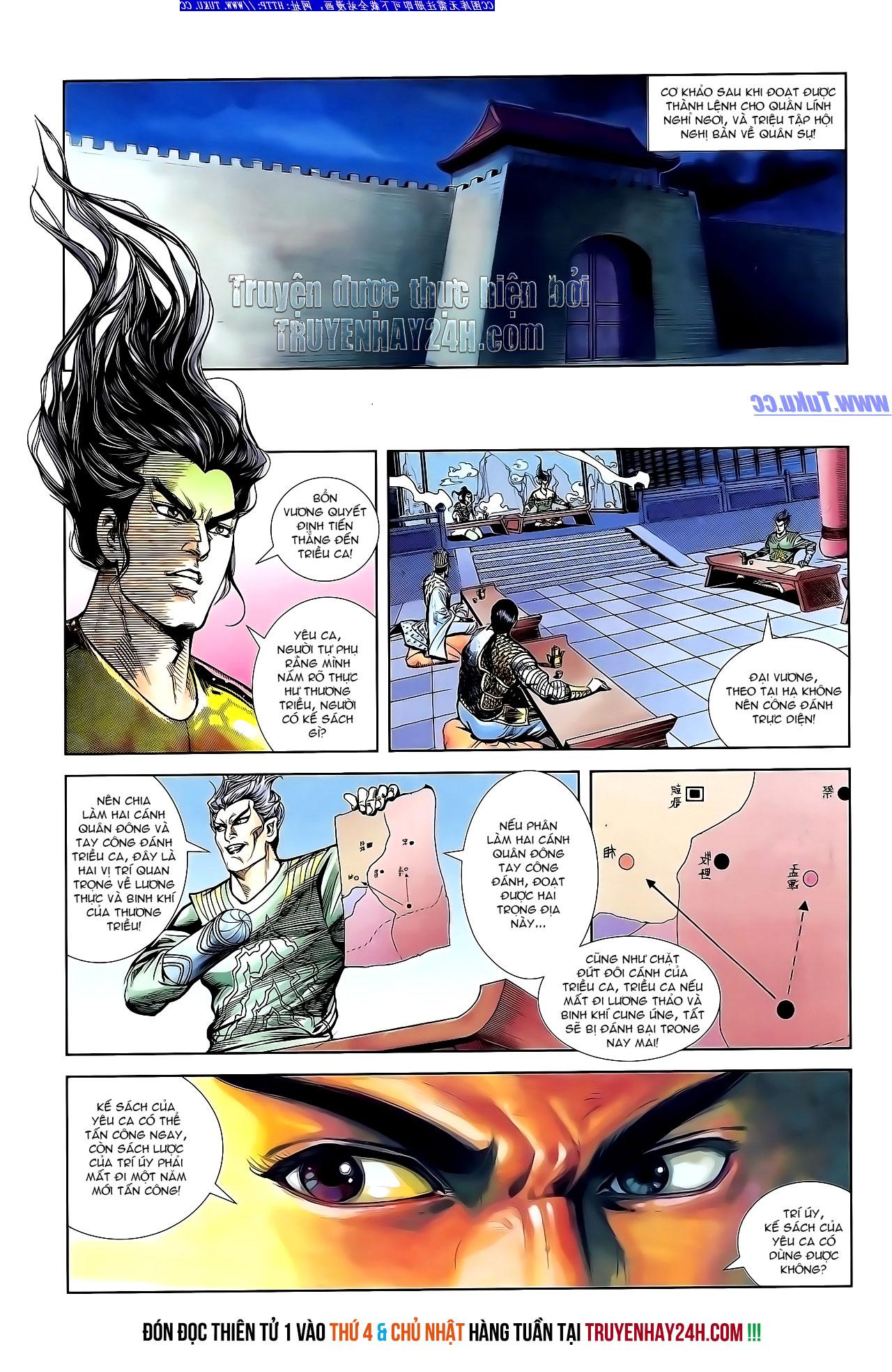 Cơ Phát Khai Chu Bản chapter 143 trang 26