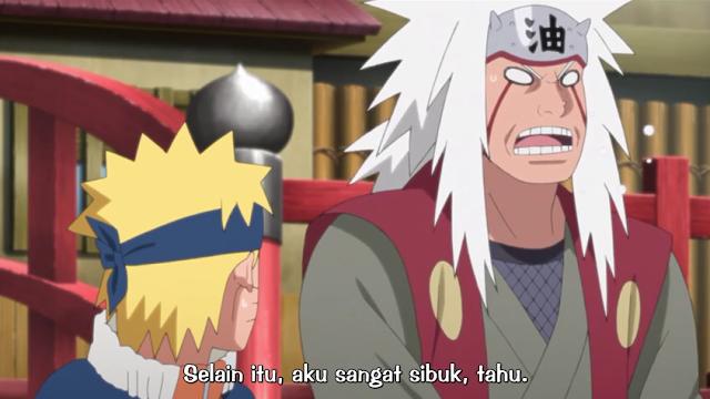 Boruto: Naruto Next Generations Episode 129 Subtitle Indonesia