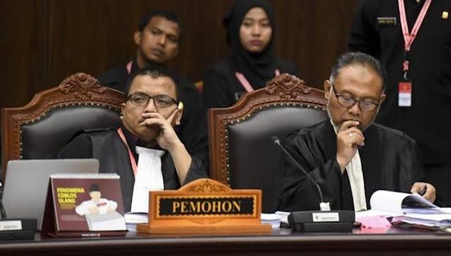 Tim Prabowo Sebut Penggelembungan Suara Pilpres, MK Anggap Asumsi Belaka