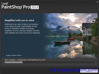 Corel PaintShop Pro 2019 Ultimate Serial - captura 2