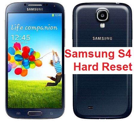 Hard reset Samsung c S4 E300K