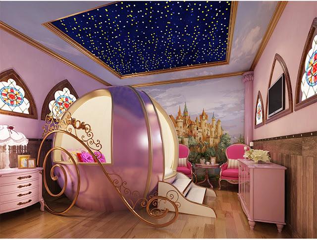 غرفة اطفال بنات