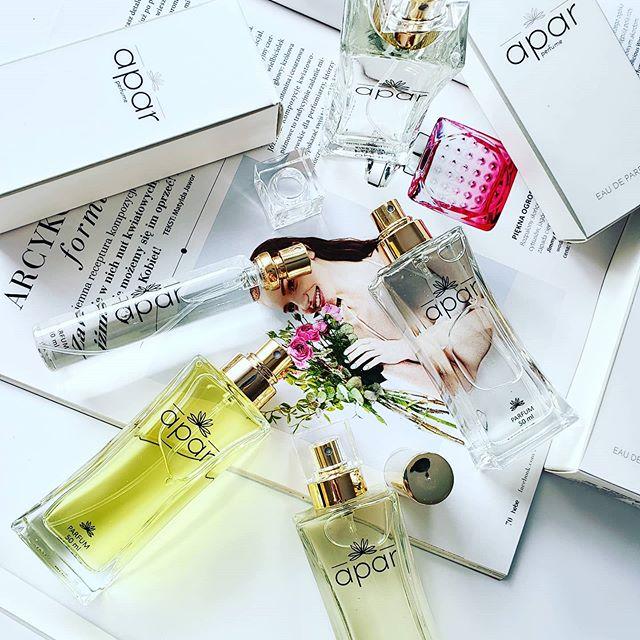 Apar Perfume i propozycja zapachów na wiosnę.